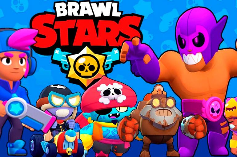 Точная дата создания игры Brawl Stars